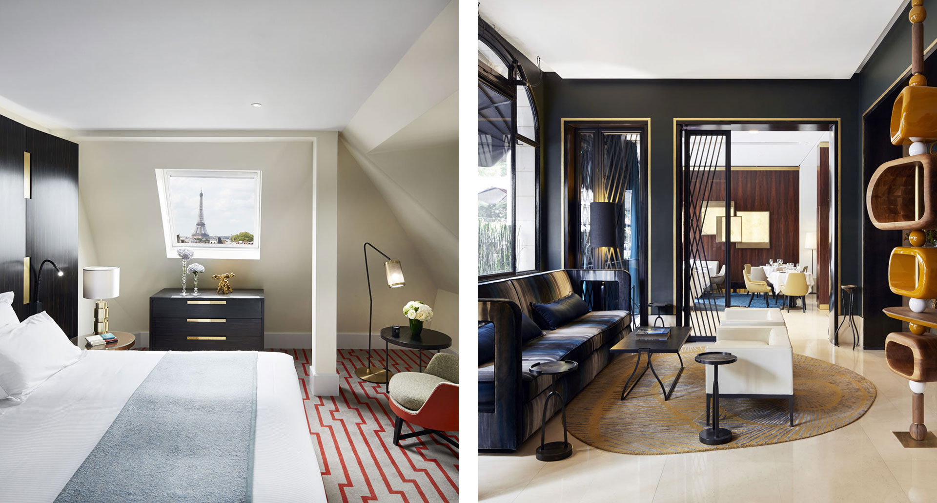 Hotel Montalembert - boutique hotel in Paris