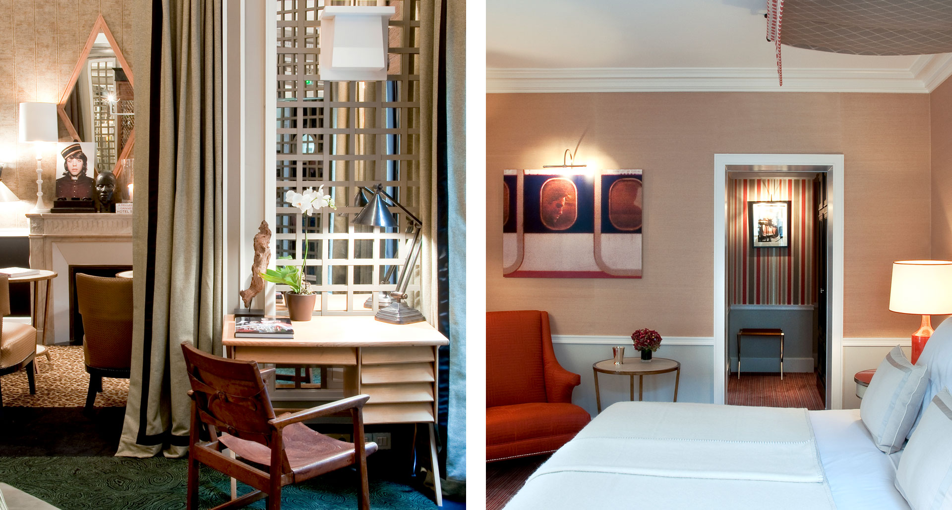 Hotel Recamier - boutique hotel in Paris