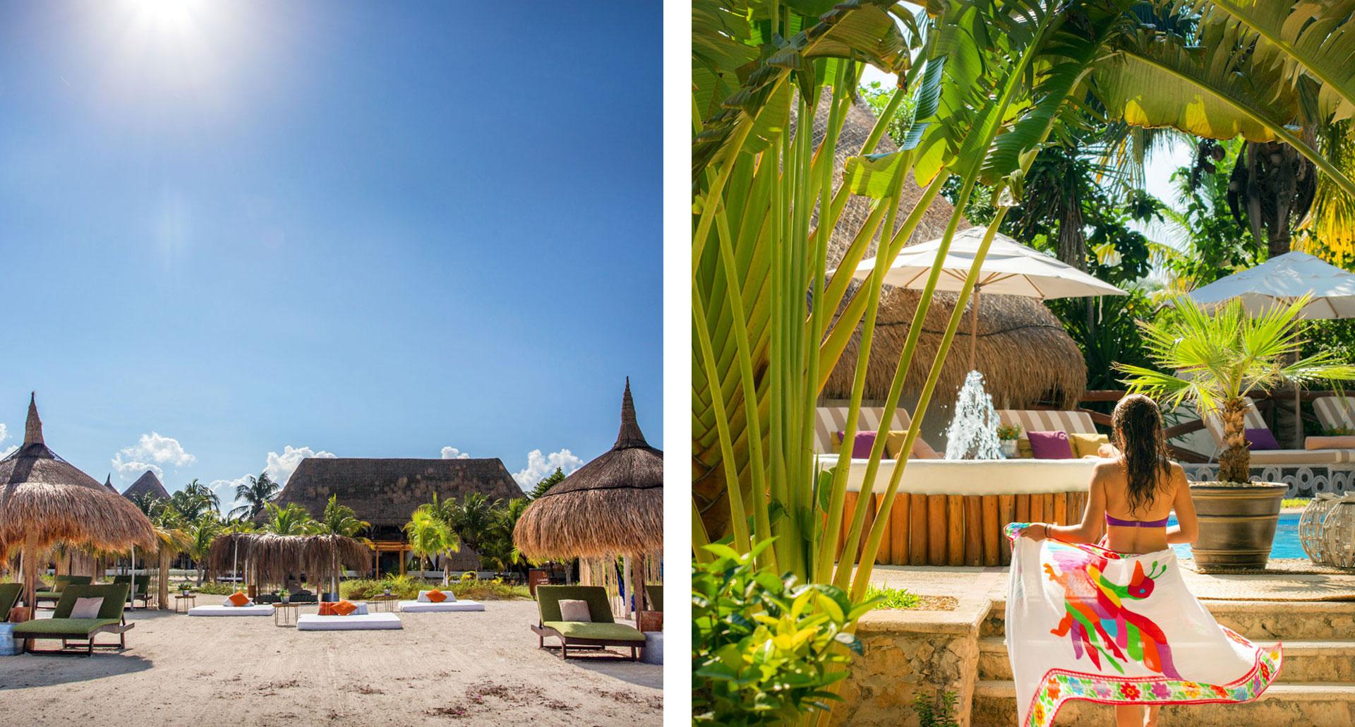 Boutique Hotel CasaSandra - boutique hotel in Isla Holbox