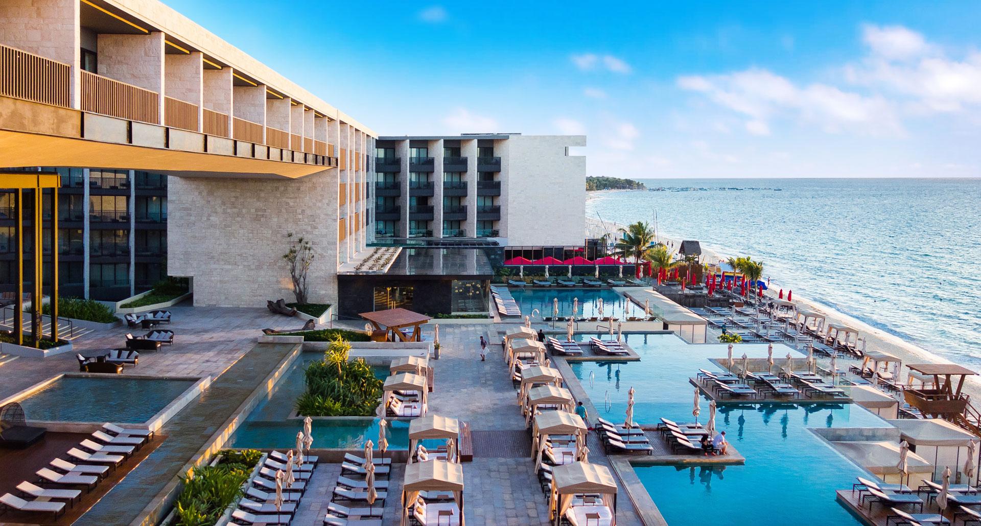 Grand Hyatt Playa del Carmen - boutique hotel in Playa del Carmen