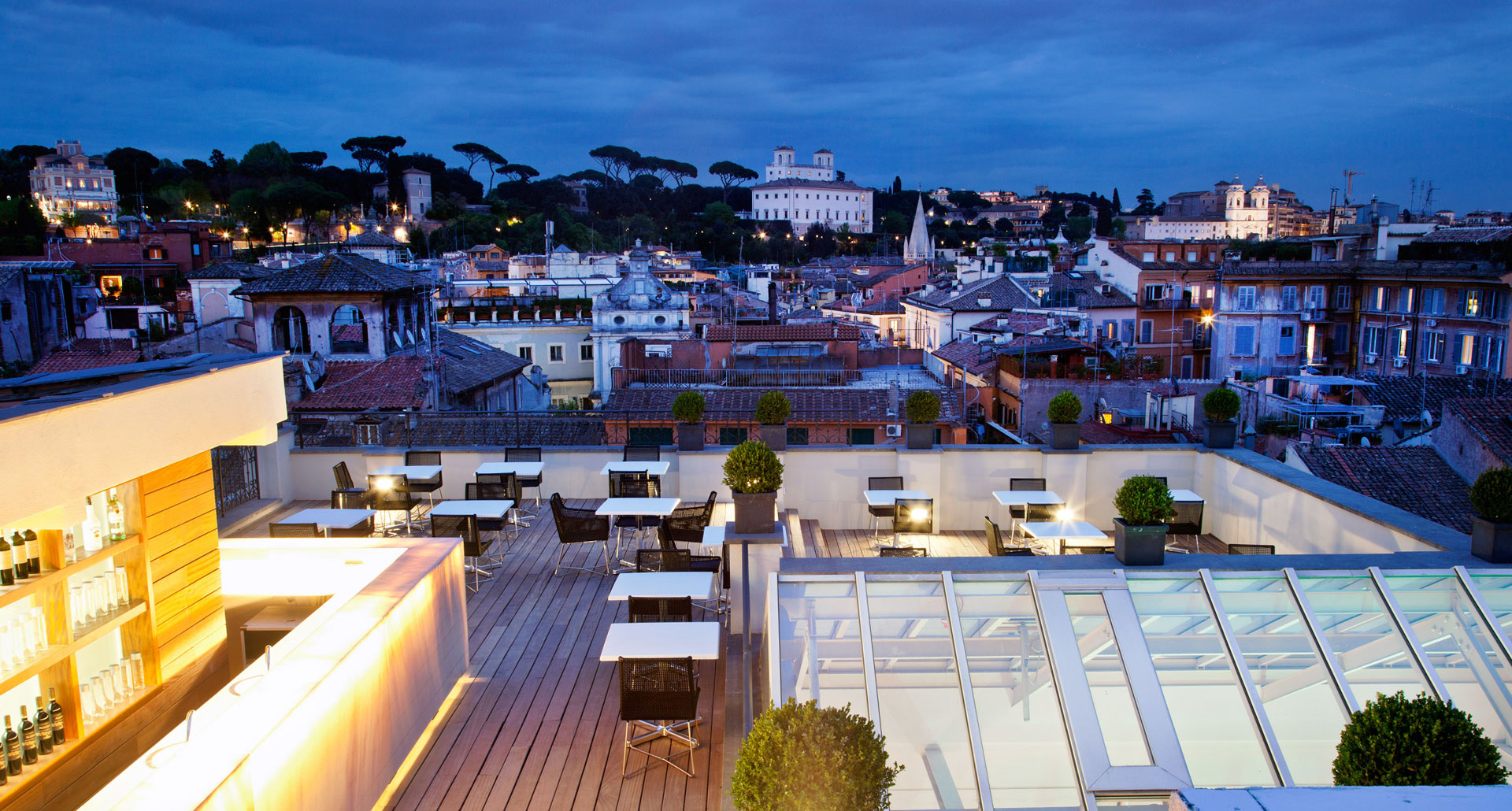 The First ROMA Arte - boutique hotel in Rome