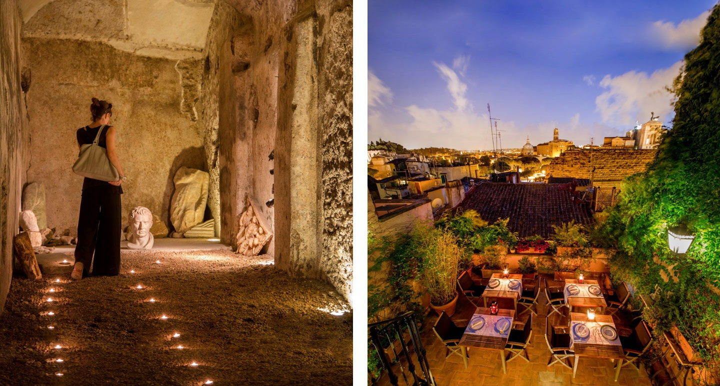 The Inn at the ROMAn Forum - boutique hotel in Rome