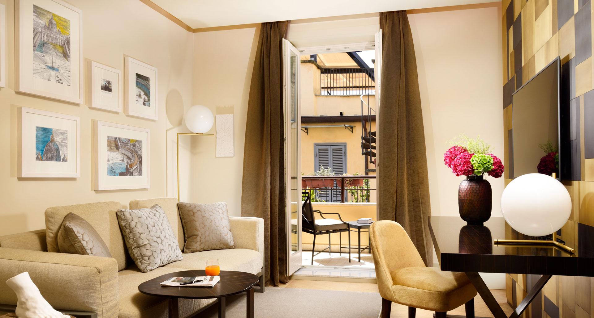 Margutta 19 - boutique hotel in Rome