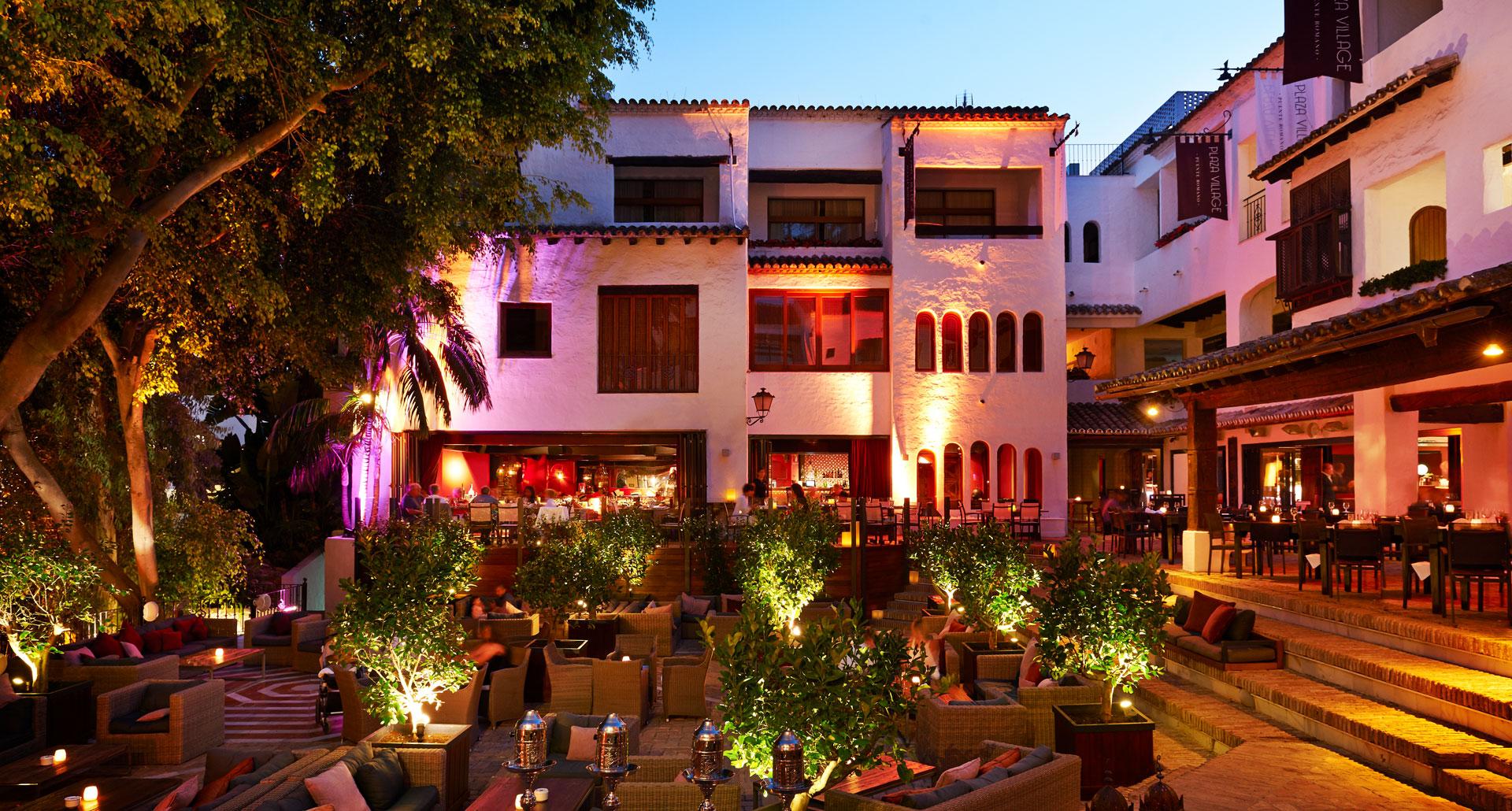 Puente ROMAno - boutique hotel in Marbella