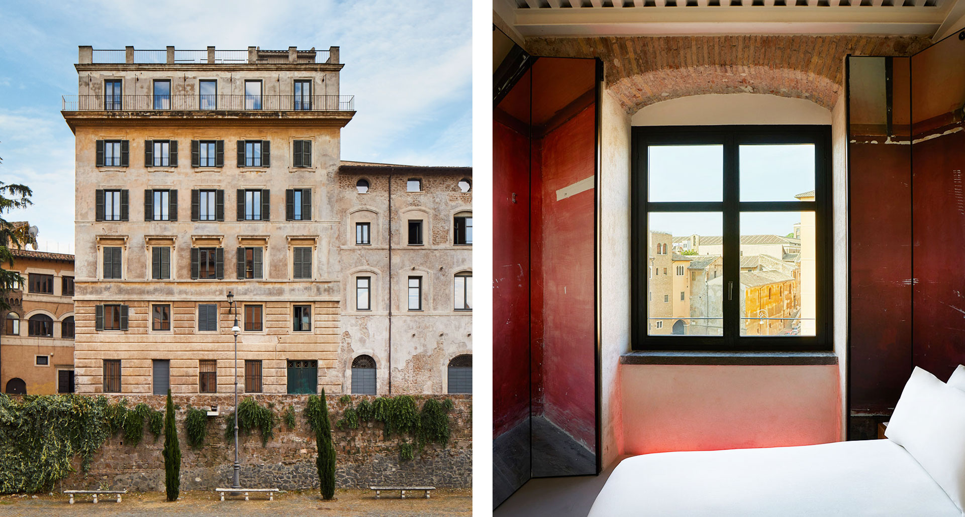 The Rooms of ROME - boutique hotel in Rome