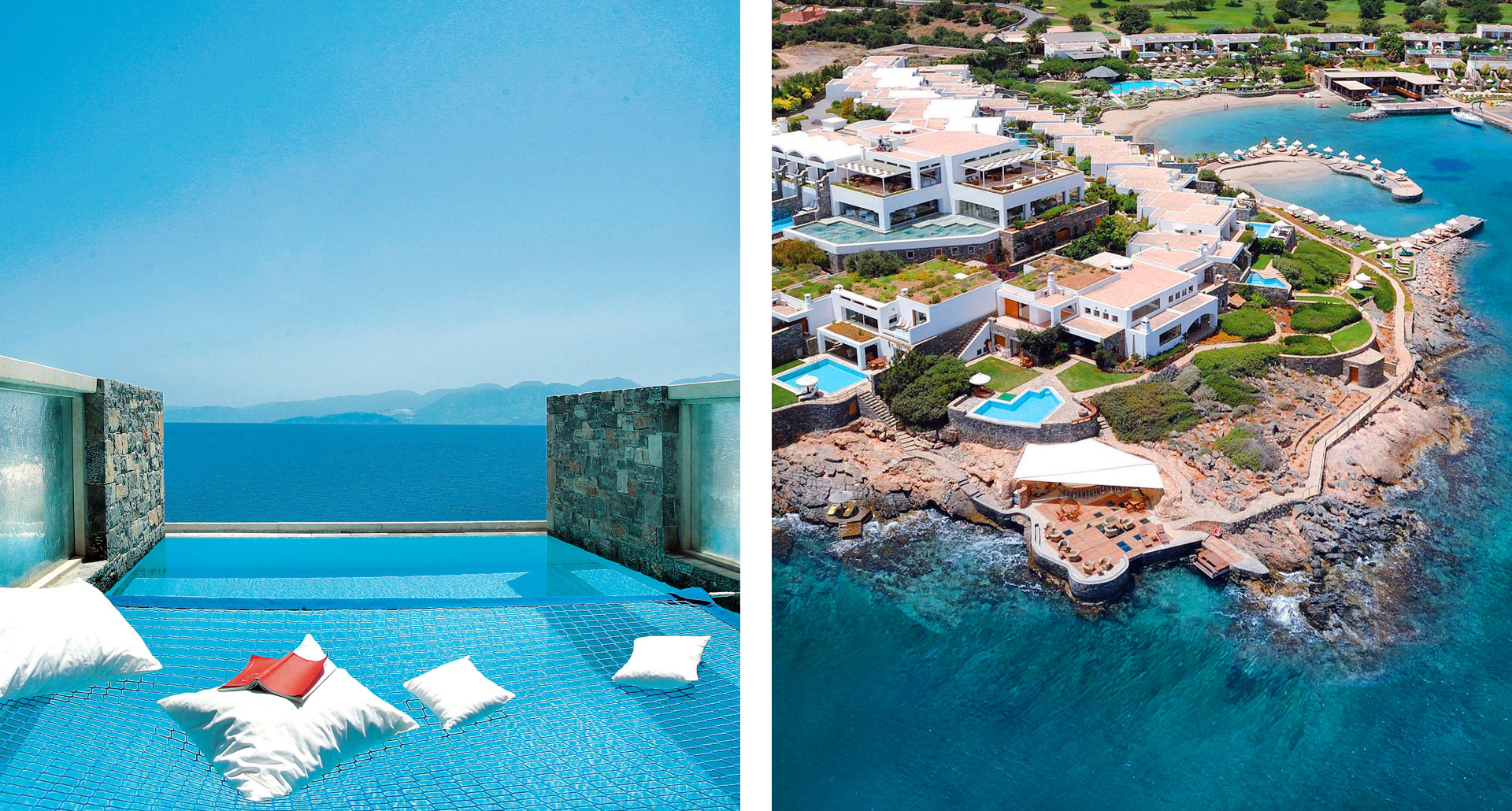 Elounda Peninsula - boutique hotel in Crete