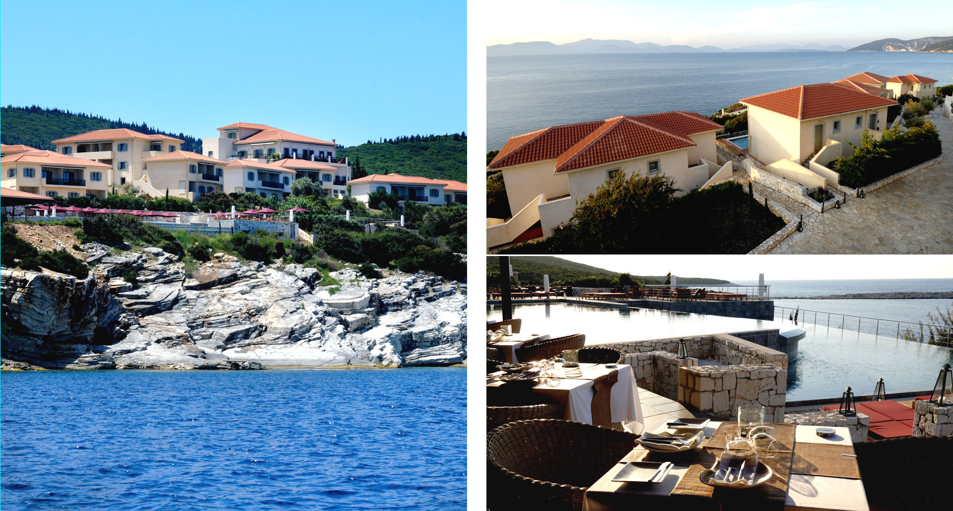 Emelisse Hotel - boutique hotel in Kefalonia