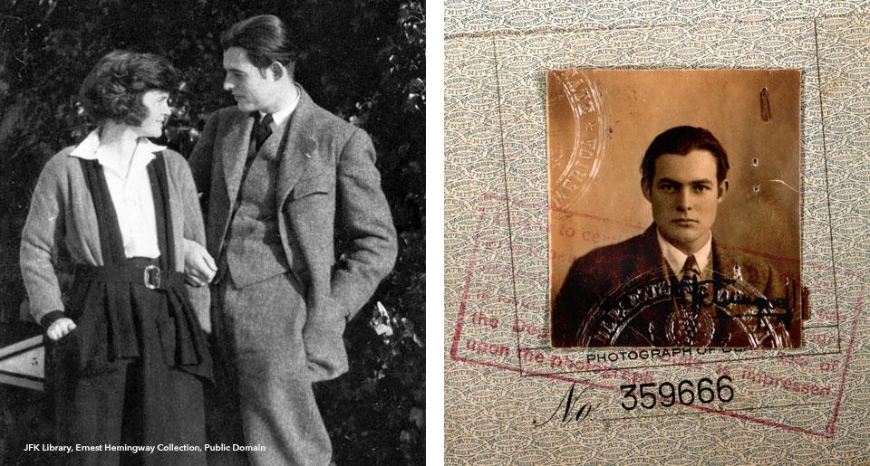 Hemingway's Passport