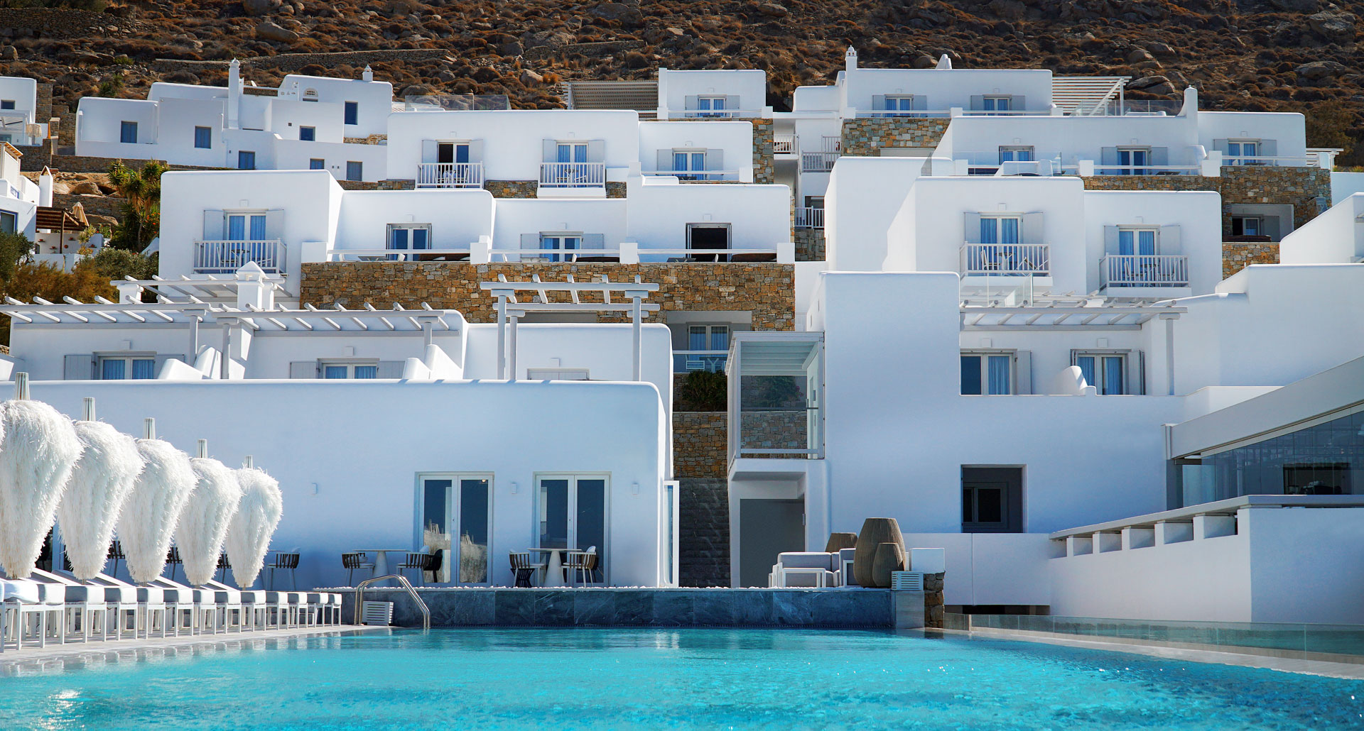 Mykonos Riviera Hotel & Spa - boutique hotel in Mykonos