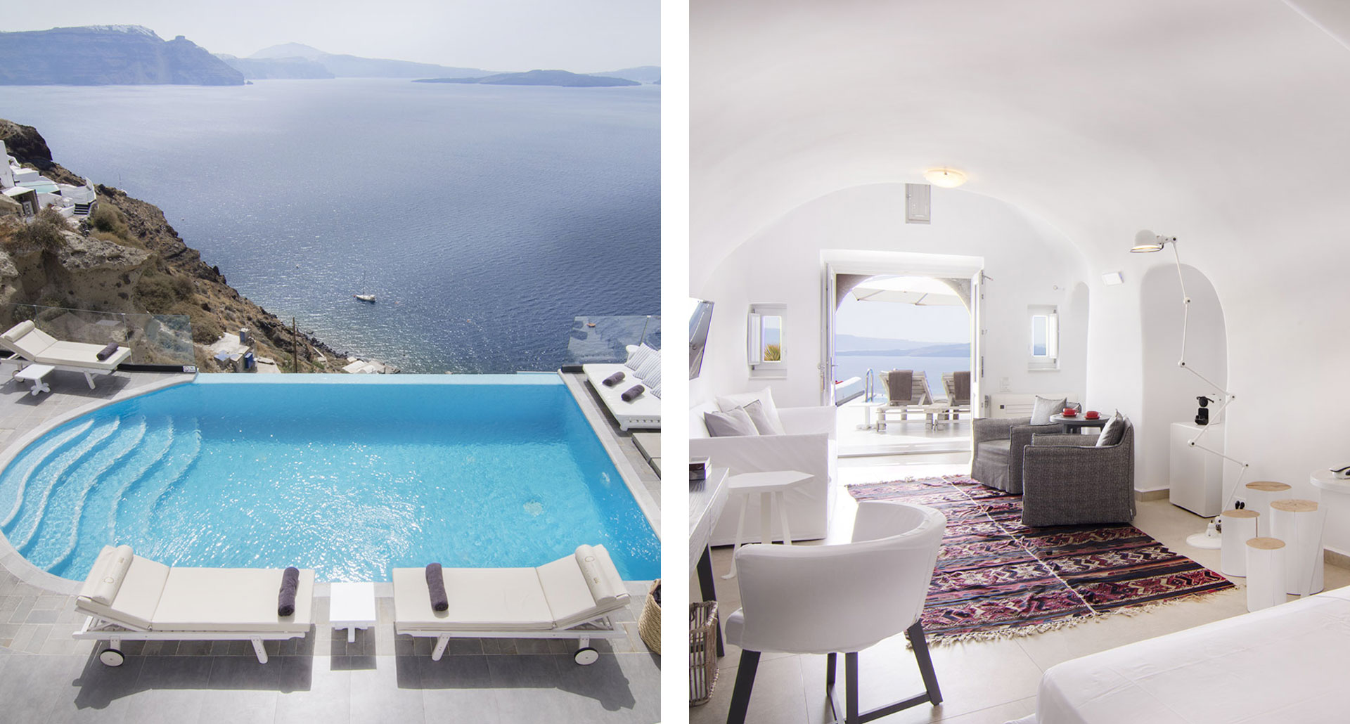 Santorini Secret Suites & Spa - boutique hotel in Santorini