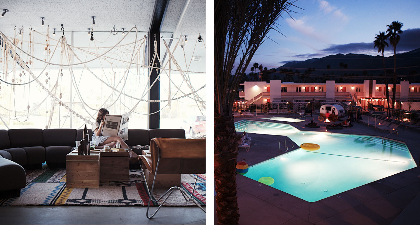 Ace Hotel Swim Club - boutique hotel in Palm Springs