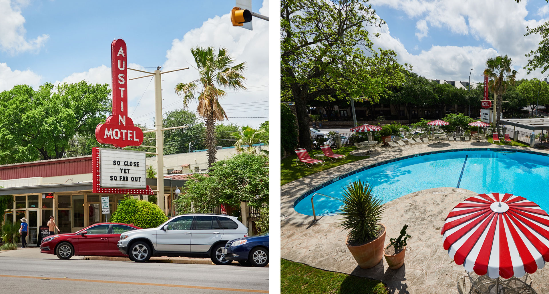 Austin Motel - boutique hotel in Austin