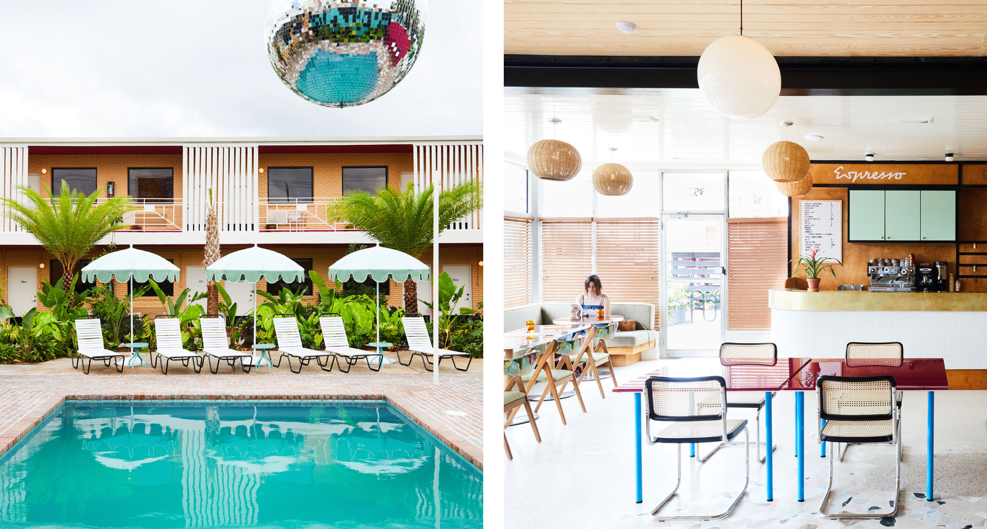 The Drifter Hotel - boutique hotel in New Orleans