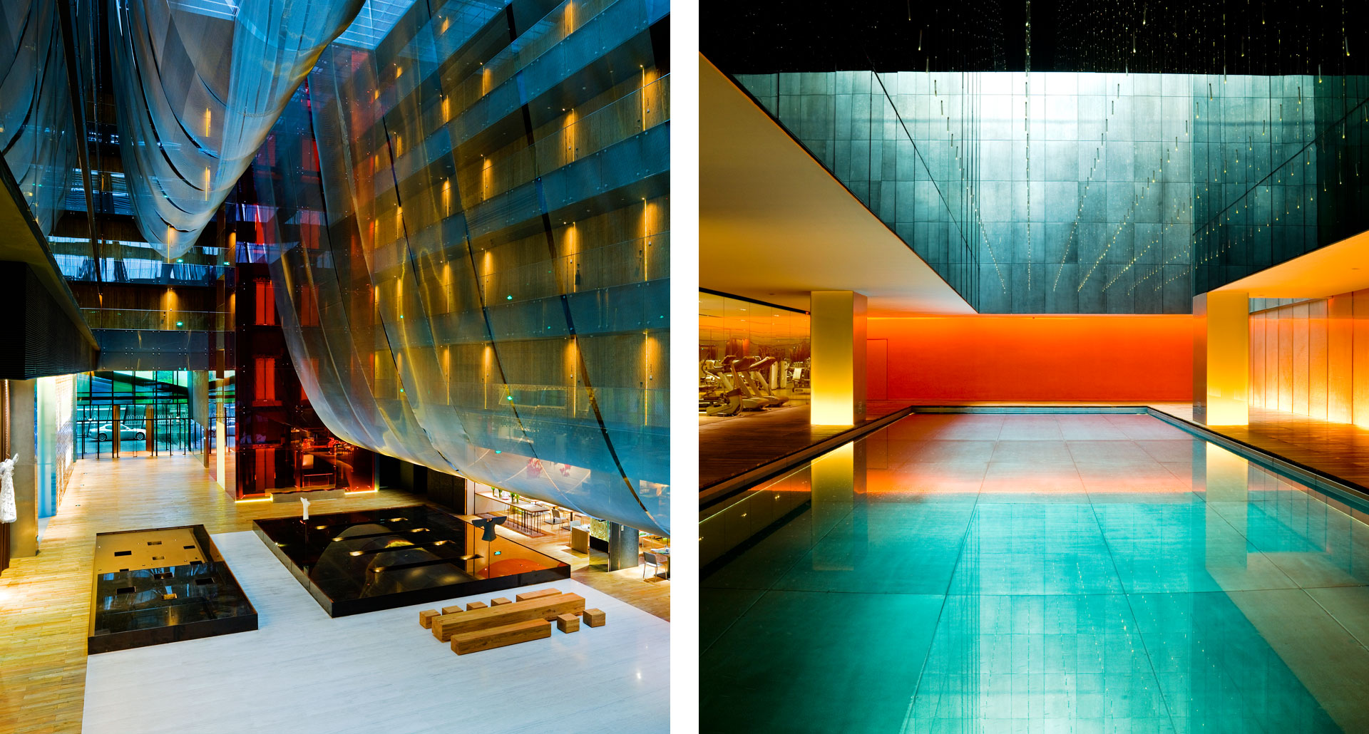 The Opposite House - boutique hotel in Beijing