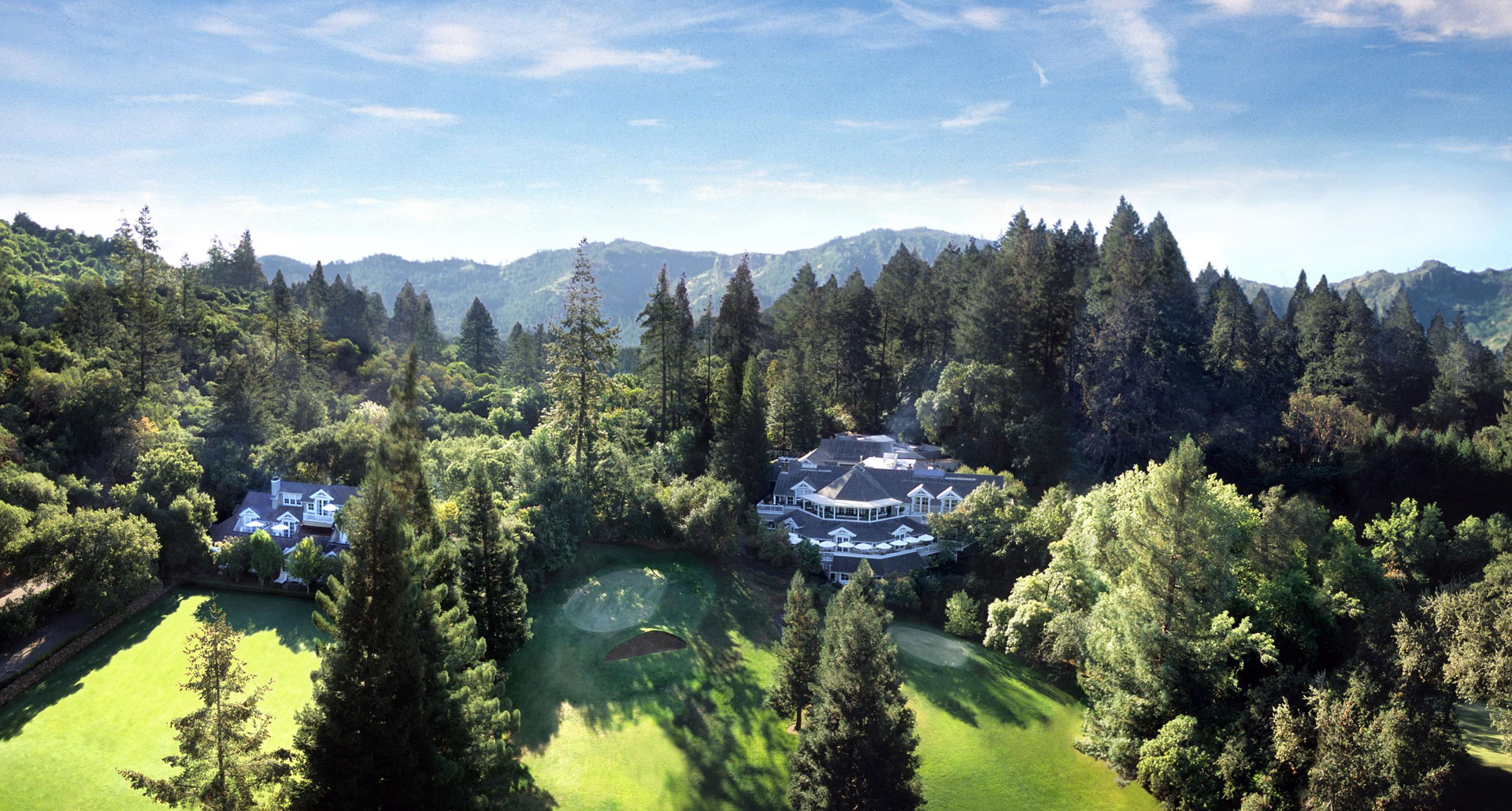 Meadowood Napa Valley - boutique hotel in Fiji