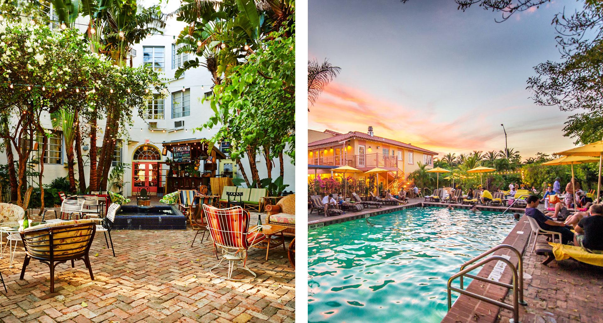 FREEHAND MIAMI - boutique hotel in Miami