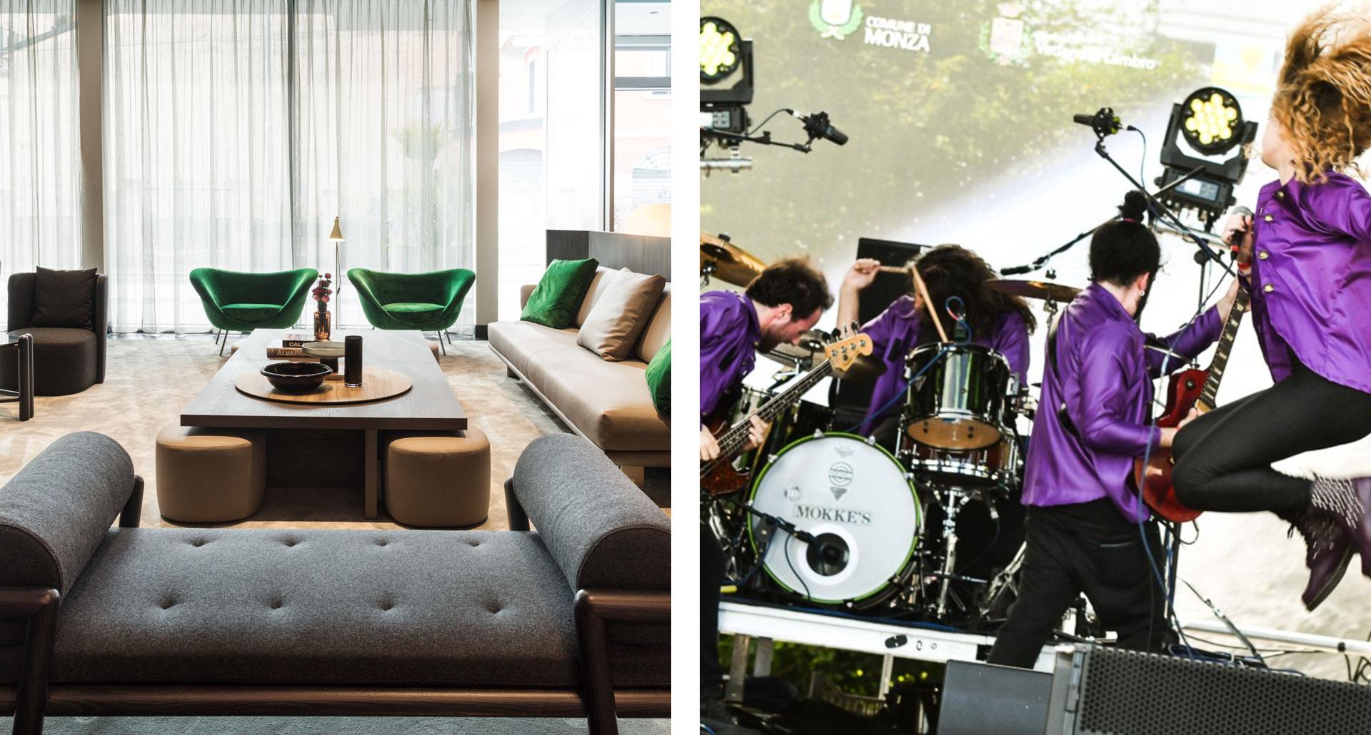 Viu Hotel Milan - boutique hotel in Milan