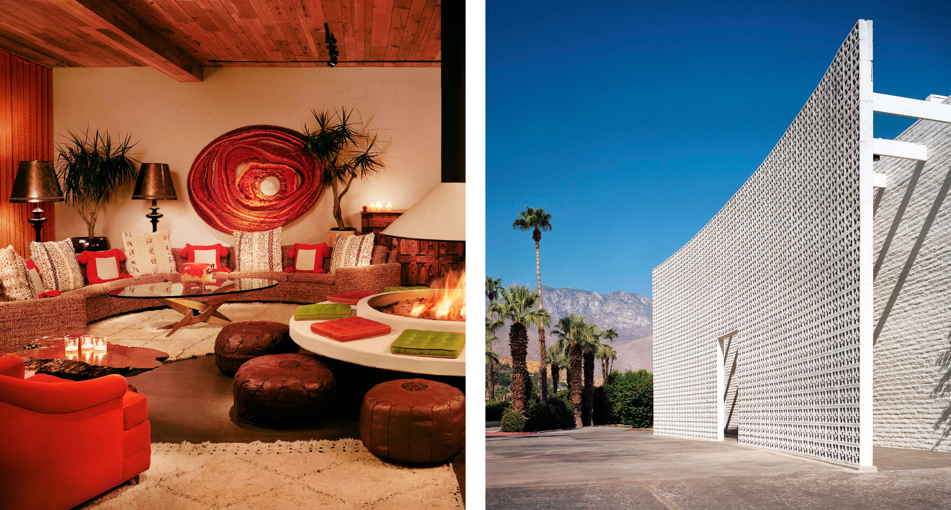 PARKER PALM SPRINGS - boutique hotel in Palm Springs