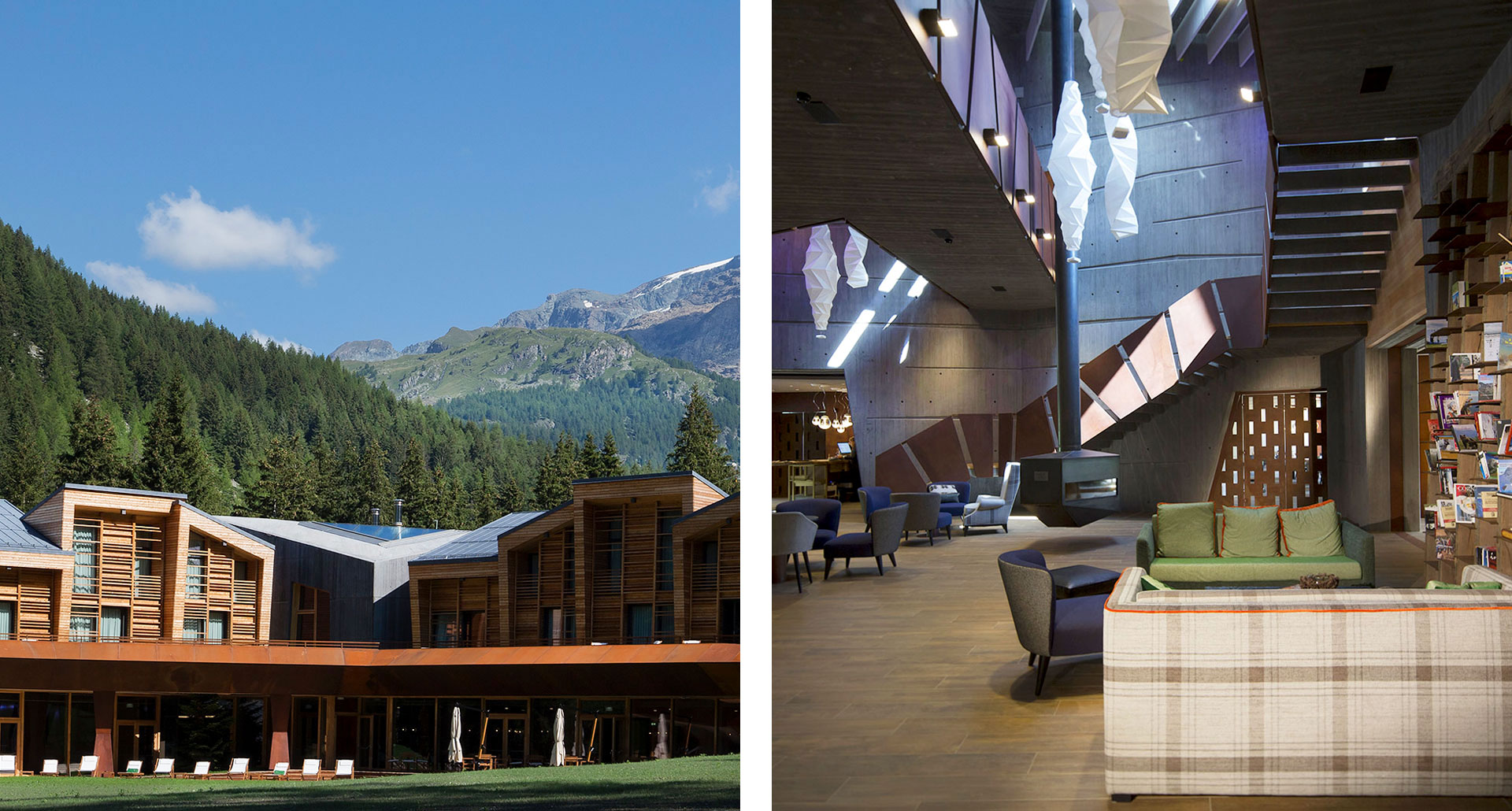 Campzero Active Luxury Resort - boutique hotel in Champoluc