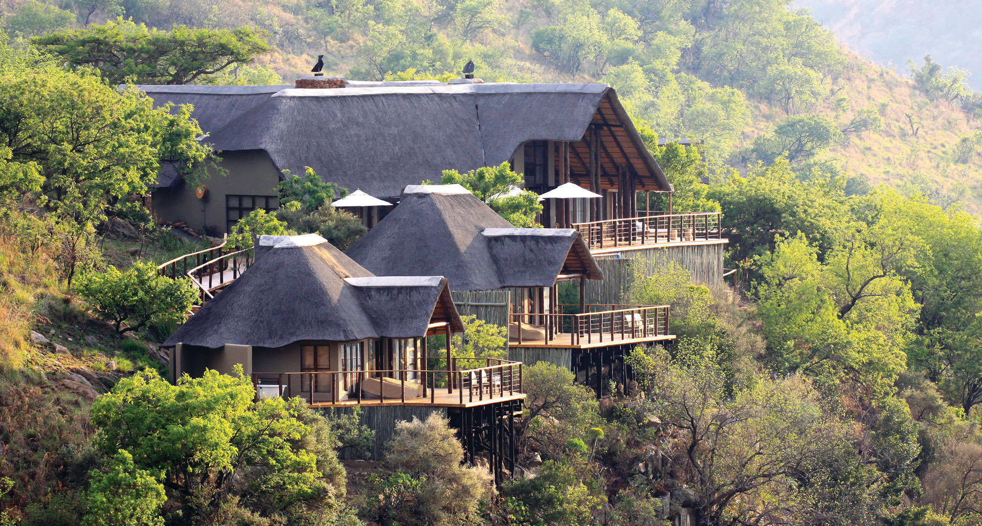 Esiweni Luxury Safari Lodge - boutique hotel in Ladysmith