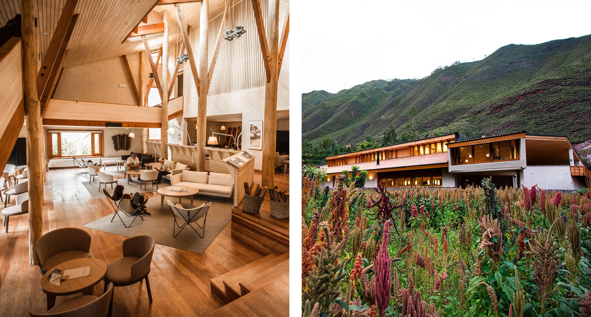 Explora Valle Sagrado - boutique hotel in Sacred Valley