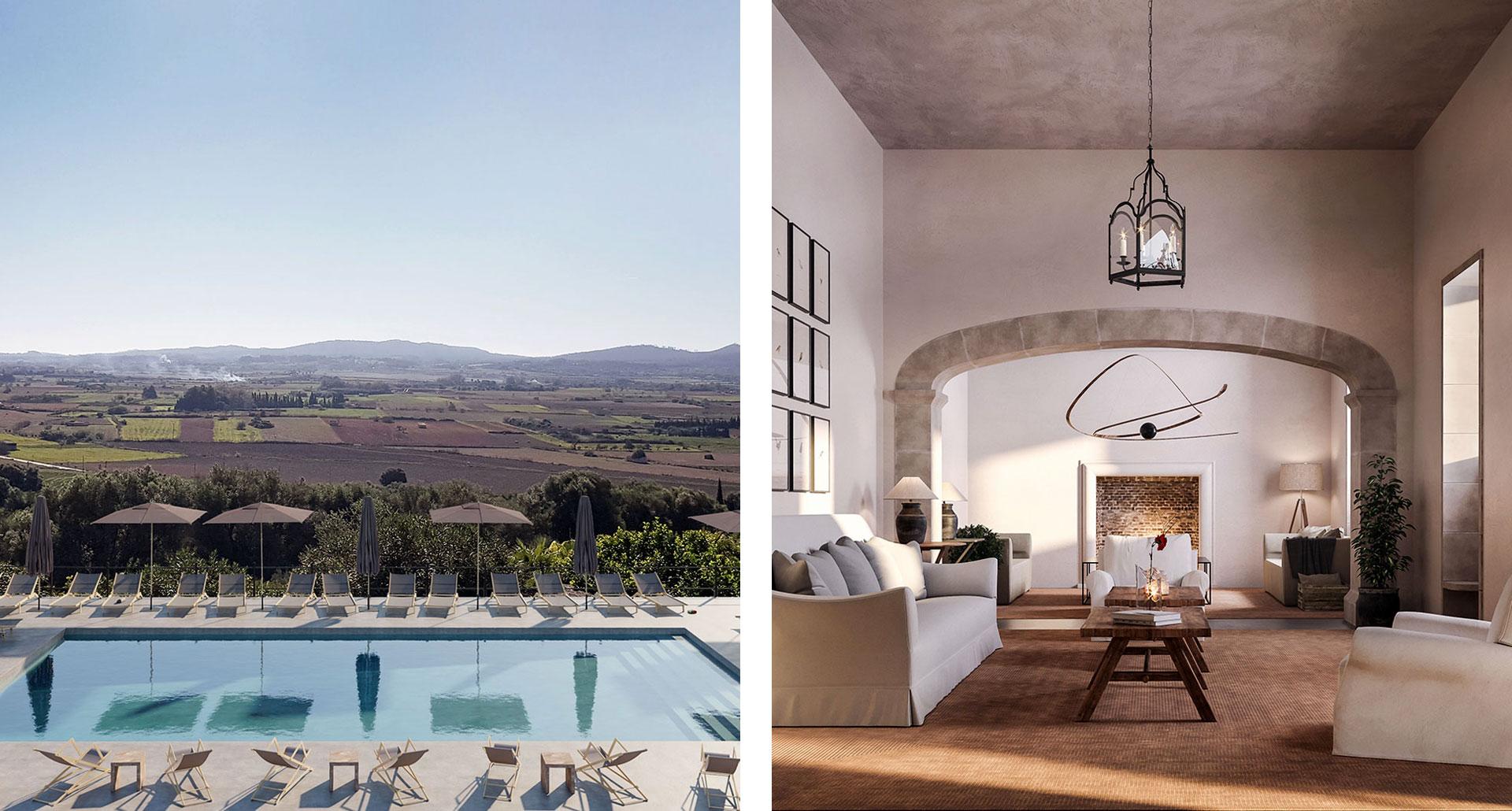 Finca Serena - boutique hotel in Mallorca