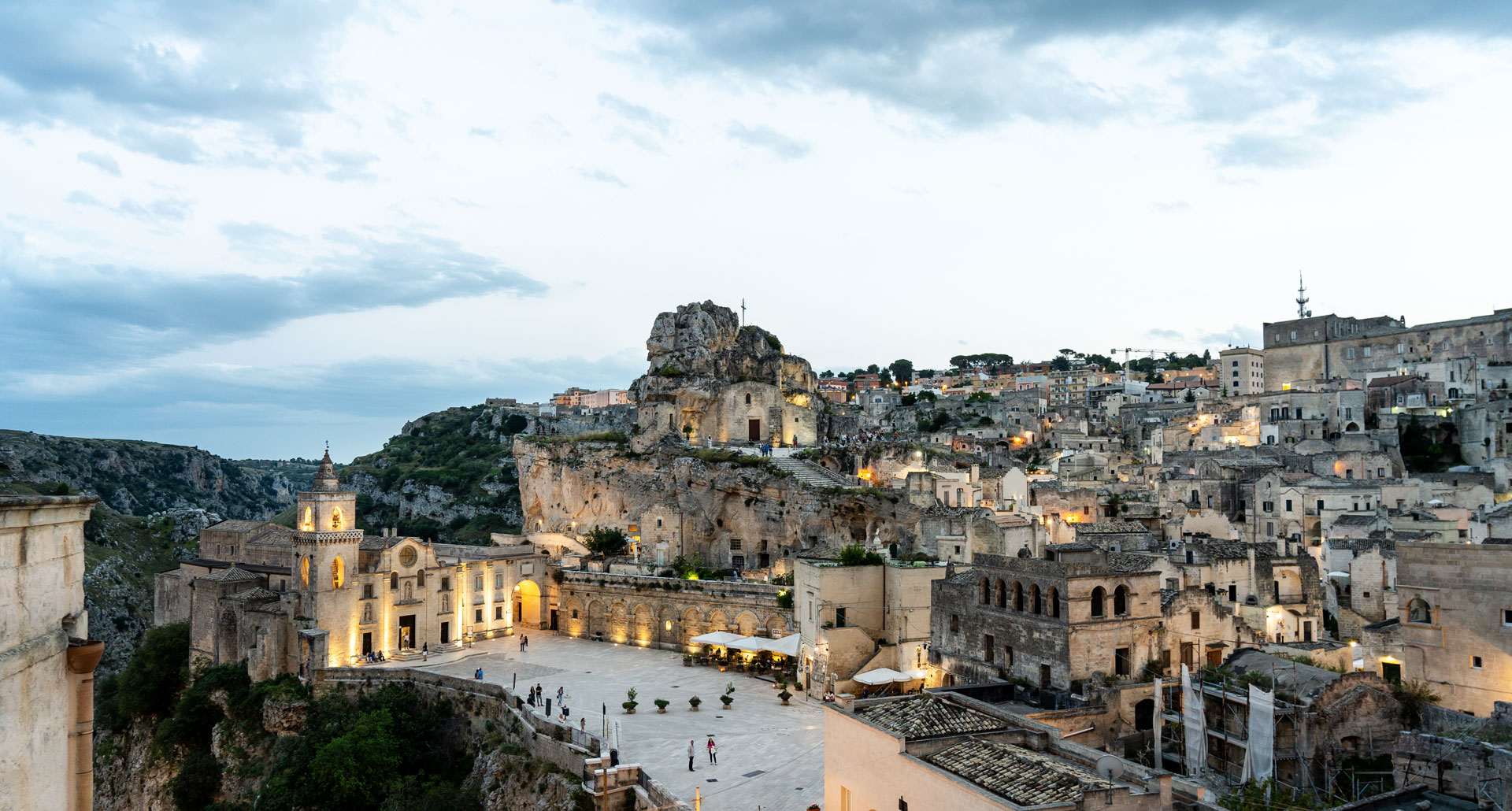 Sant'Angelo Luxury Resort - boutique hotel in Matera