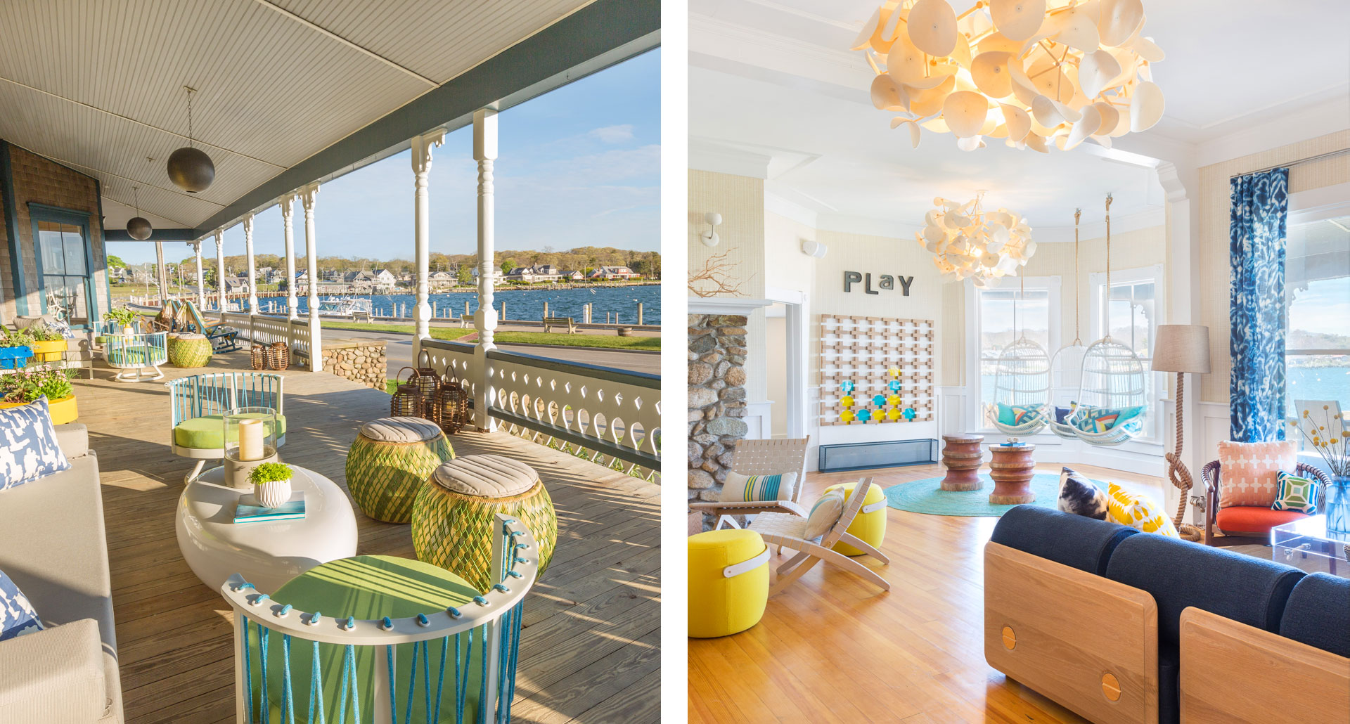 Summercamp Hotel - boutique hotel in Martha's Vineyard