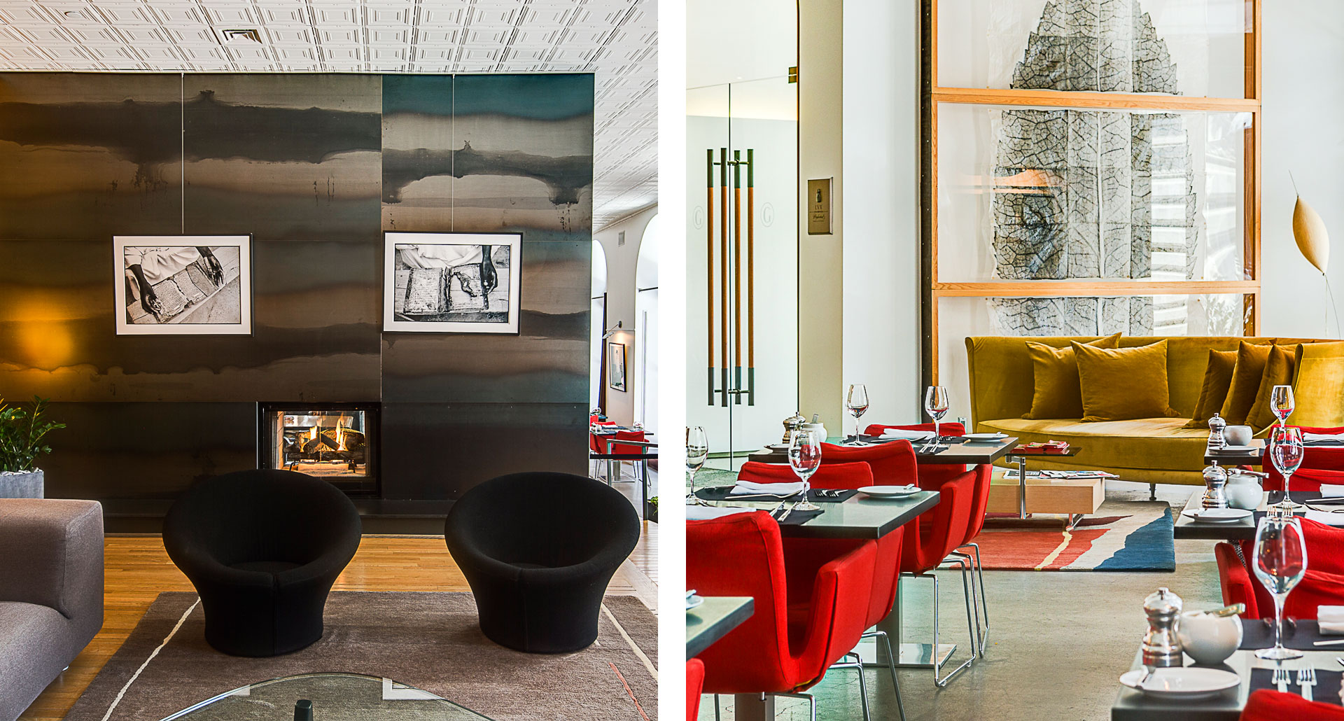 Hotel Gault - boutique hotel in Montreal