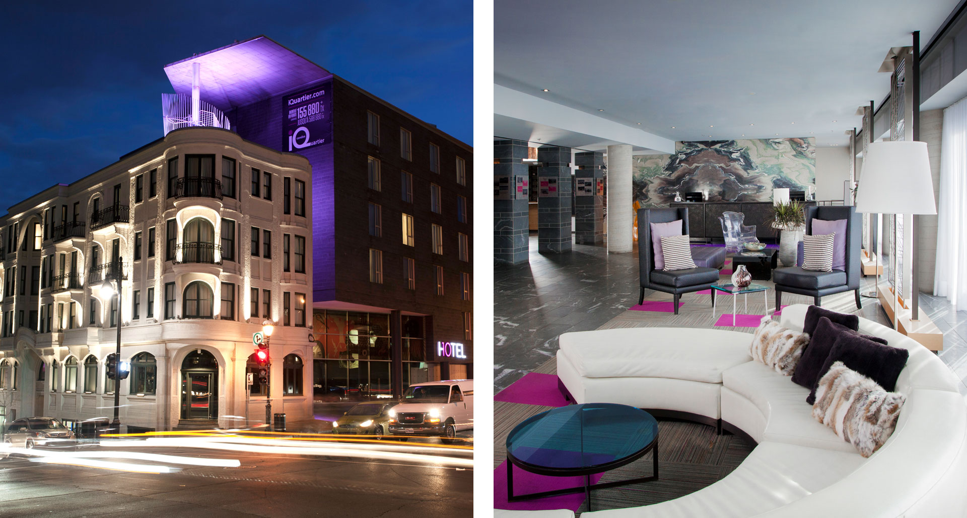 Hotel 10 - boutique hotel in Montreal
