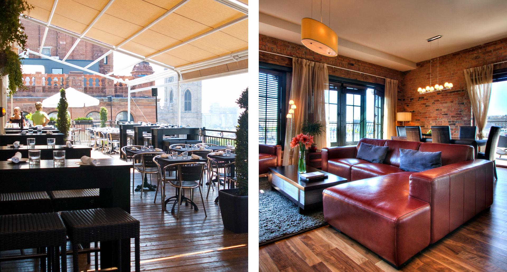 Le Place d'Armes Hotel & Suites - boutique hotel in Montreal