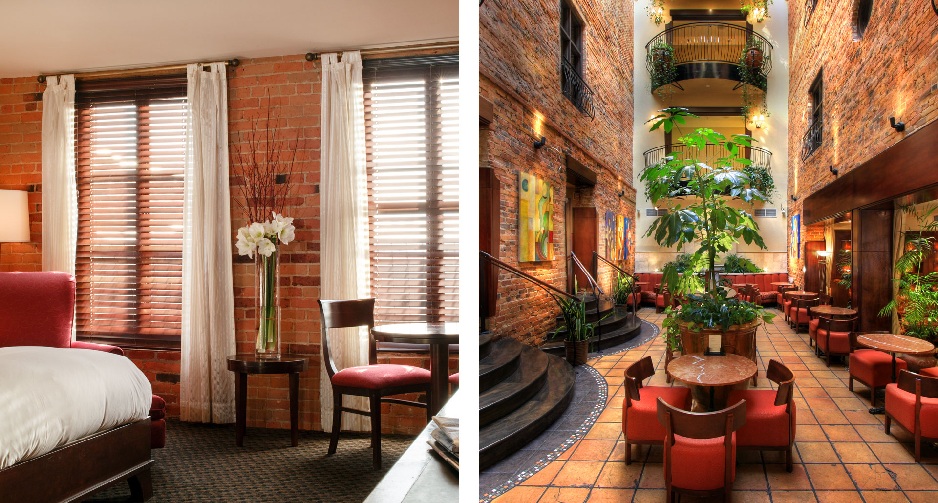 Hotel Nelligan - boutique hotel in Montreal