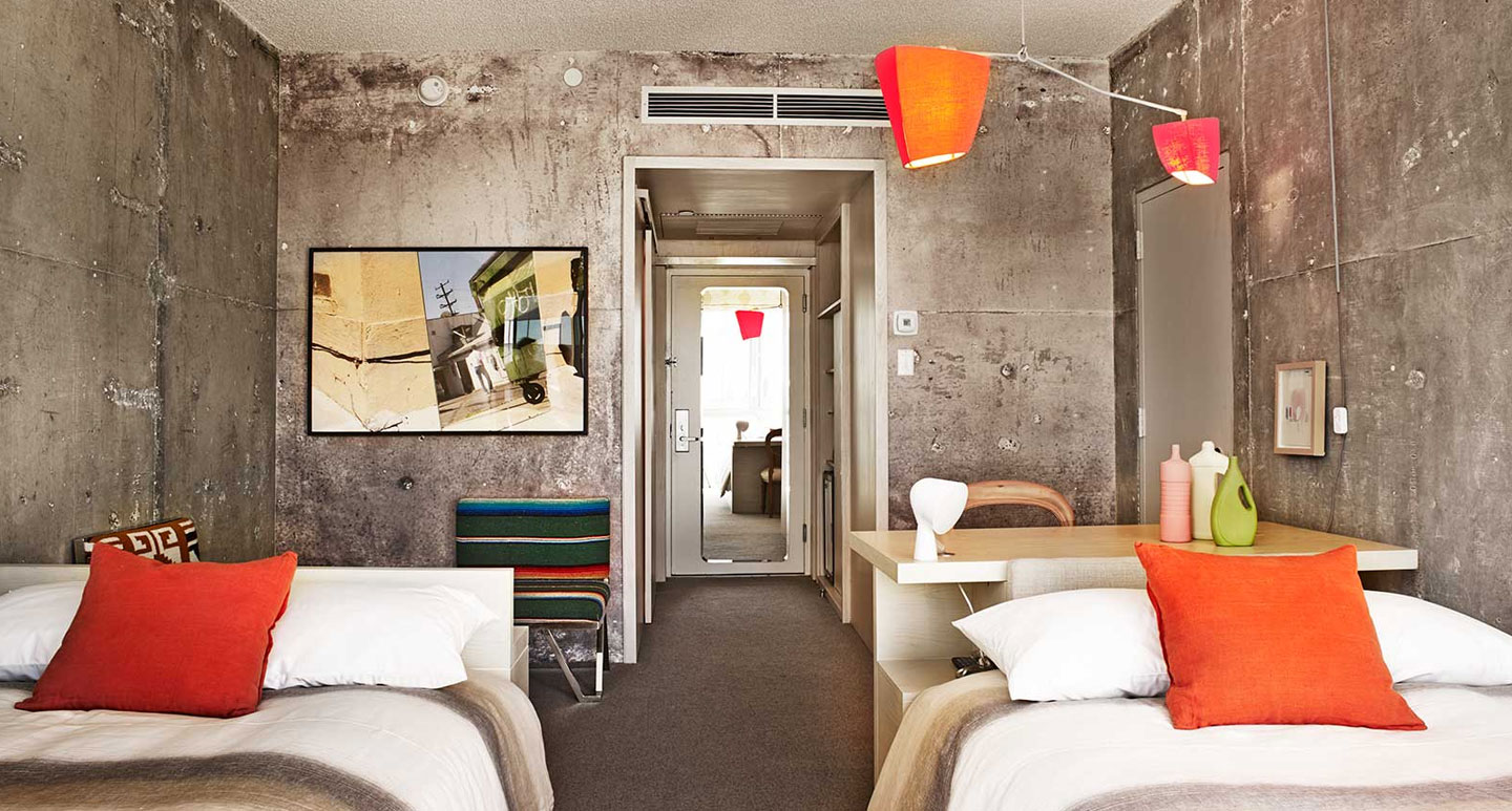 The Line - boutique hotel in Los Angeles