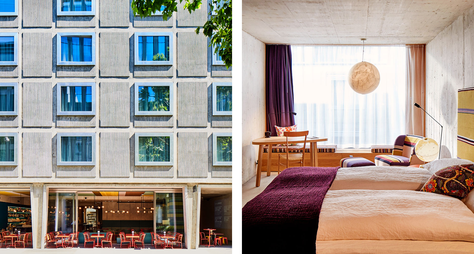 Nomad Design & Lifestyle Hotel - Hotel and Apartments - boutique hotel in Basel