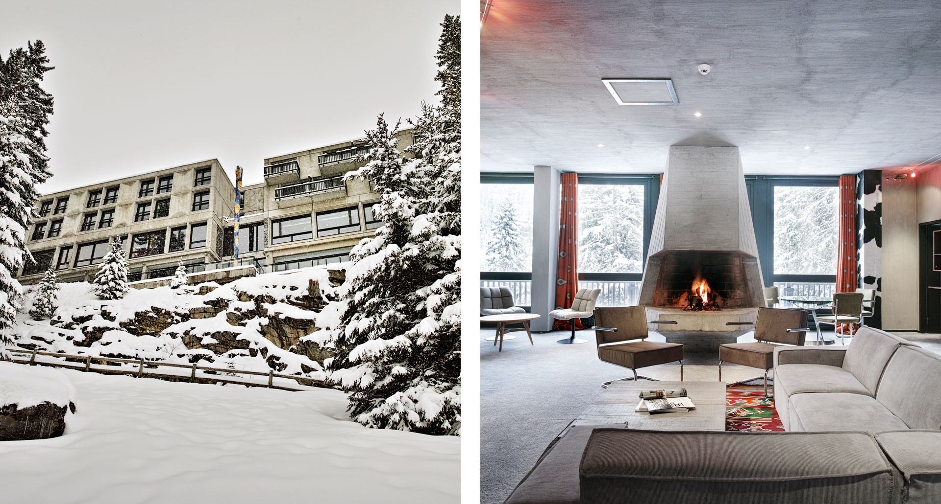 Terminal Neige Totem - boutique hotel in Flaine
