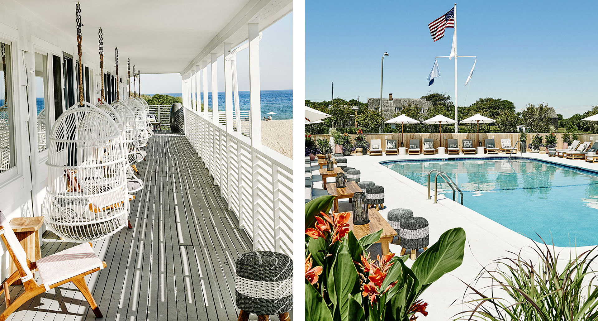 Hero Beach Club - boutique hotel in Montauk