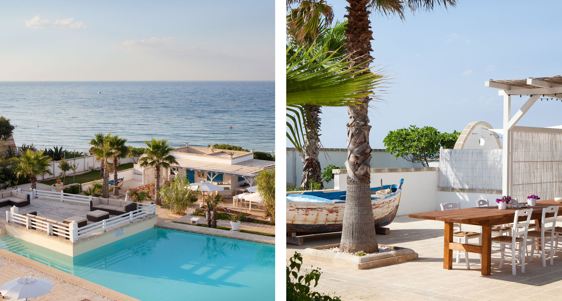 Canne Bianche Lifestyle & Hotel - boutique hotel in Torre Canne di Fasano