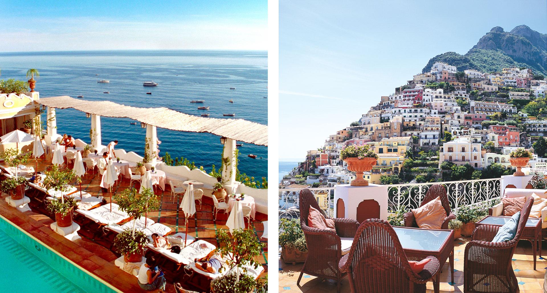 Le Sirenuse - boutique hotel in Positano
