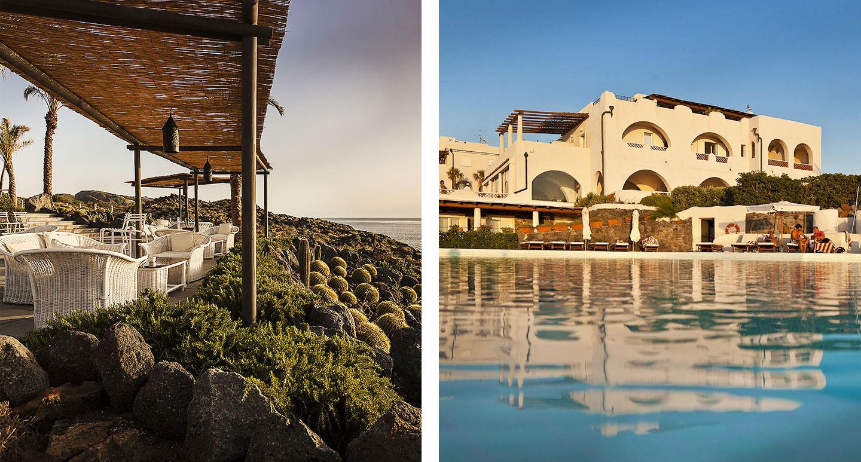 Therasia Resort - boutique hotel in Isola di Vulcano