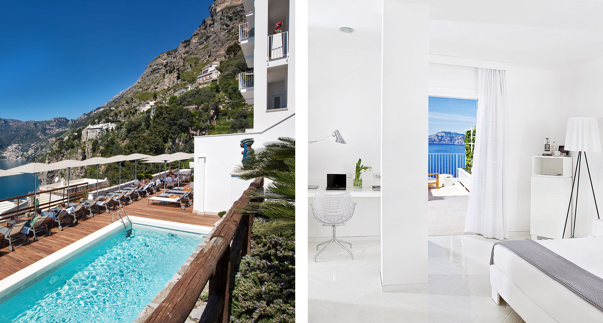 Casa Angelina Lifestyle Hotel - boutique hotel in Amalfi Coast