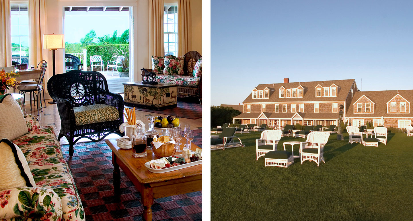 The Wauwinet - boutique hotel in Nantucket