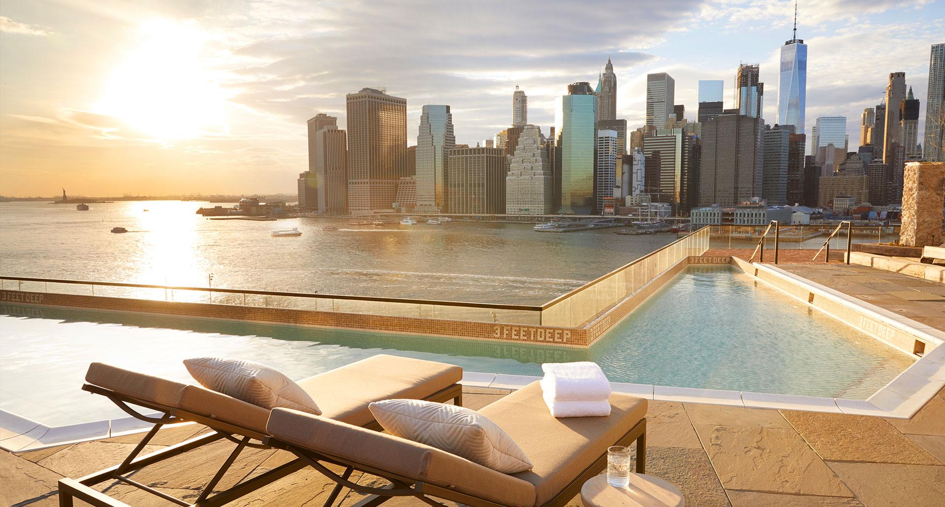 1 Hotel Brooklyn Bridge - boutique hotel in Brooklyn