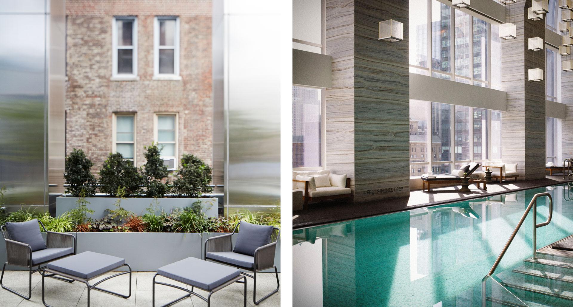 Park Hyatt New York - boutique hotel in NYC