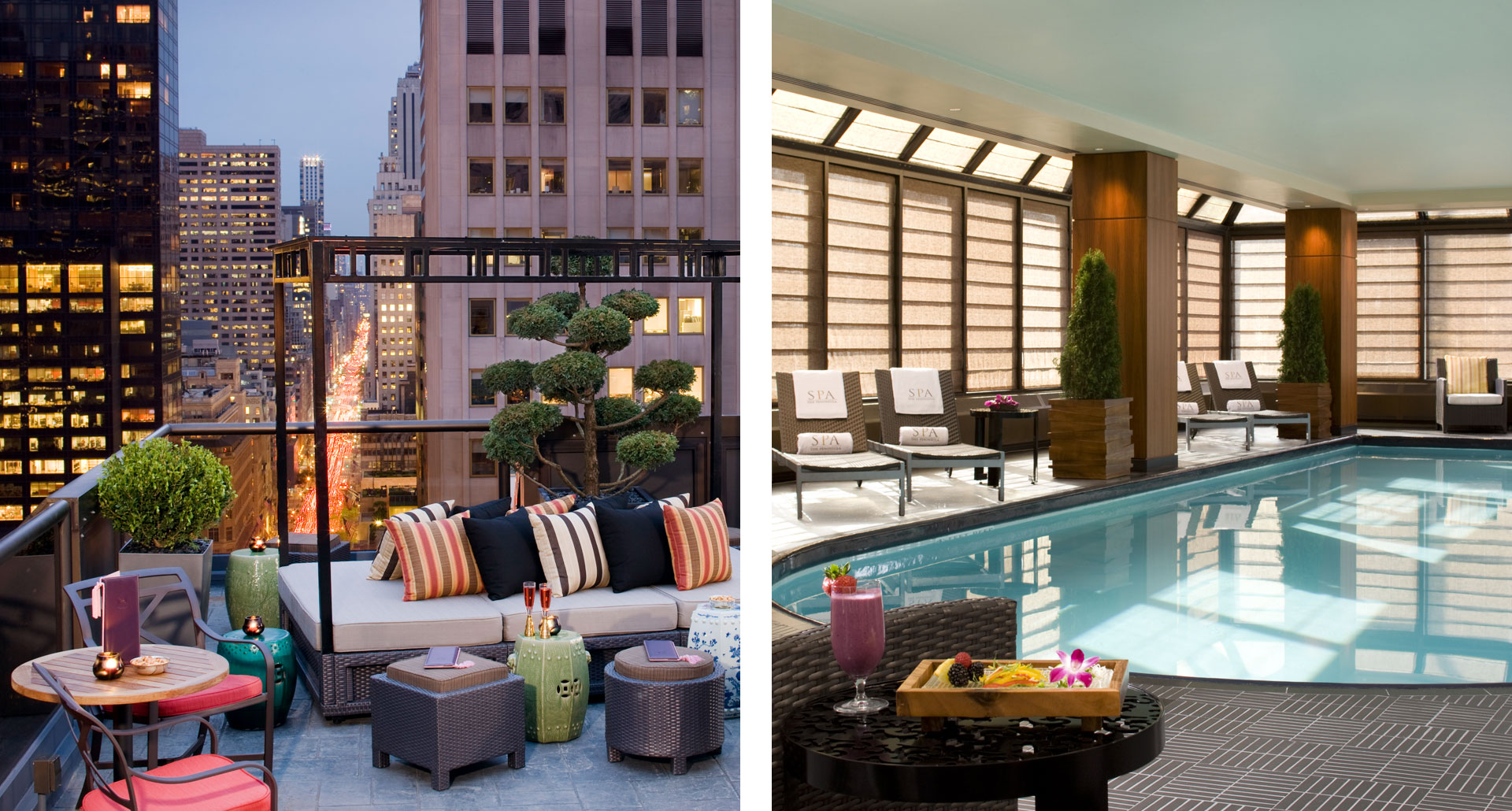The Peninsula New York - boutique hotel in NYC