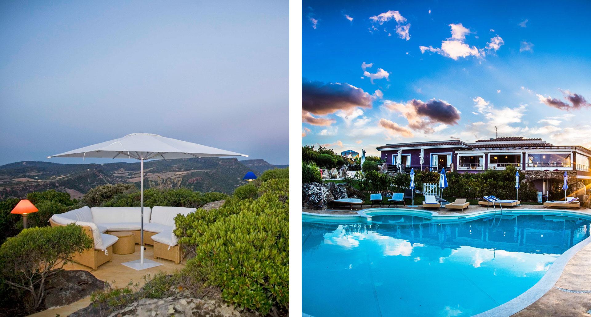 Bajaloglia Resort - boutique hotel in Castelsardo