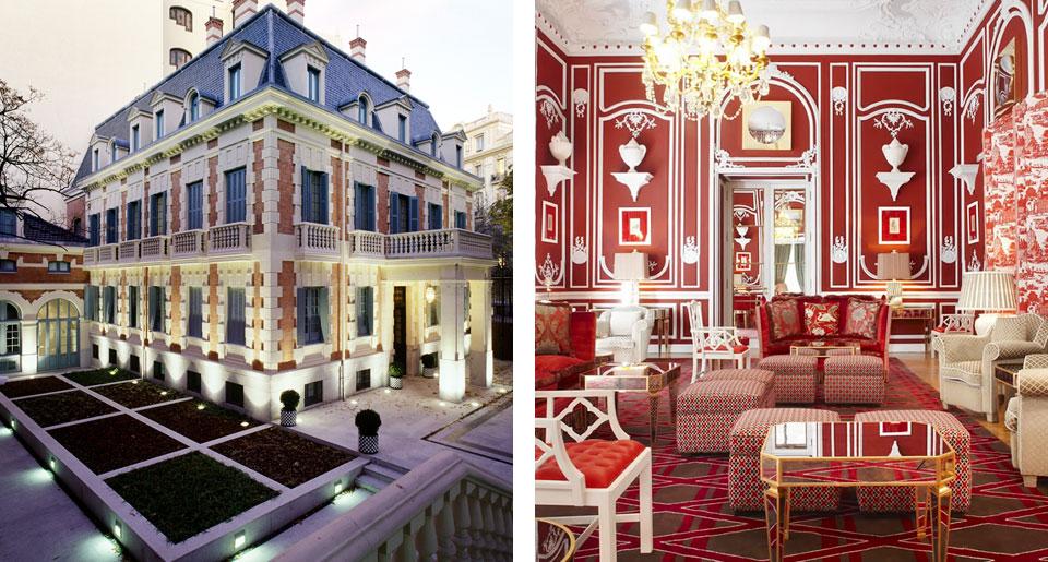 AC Santo Mauro - boutique hotel in Madrid