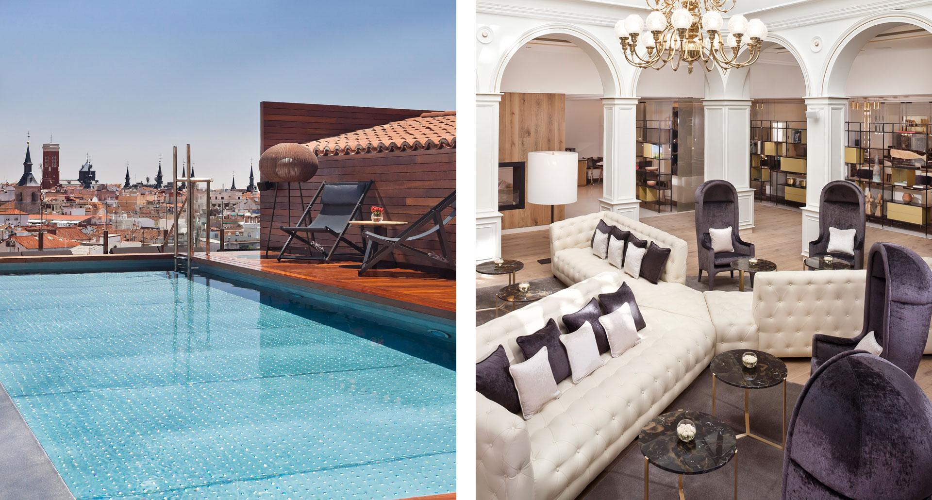 Gran Melia Palacio de los Duques - boutique hotel in Madrid