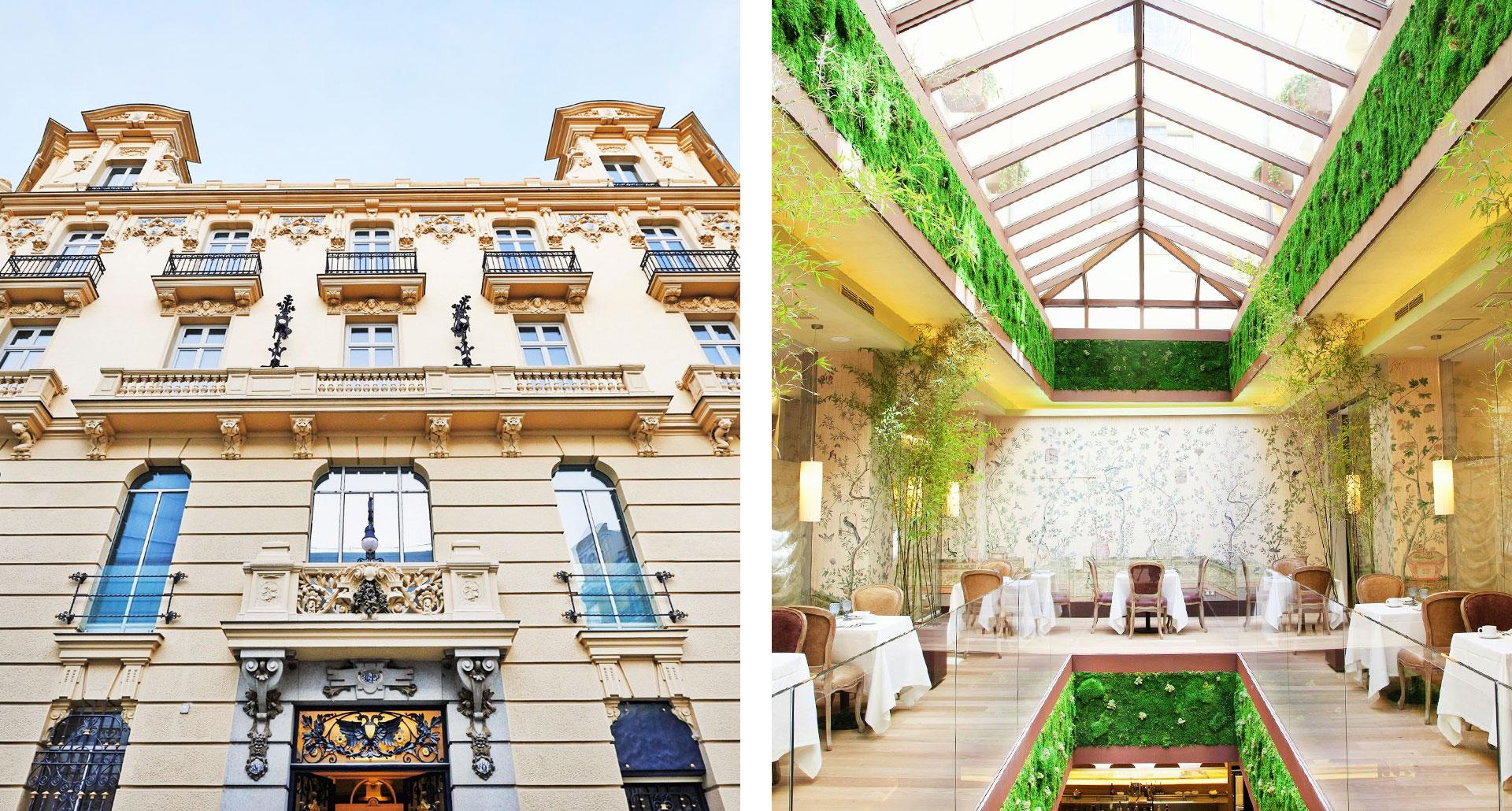 Urso Hotel & Spa Madrid - boutique hotel in Madrid