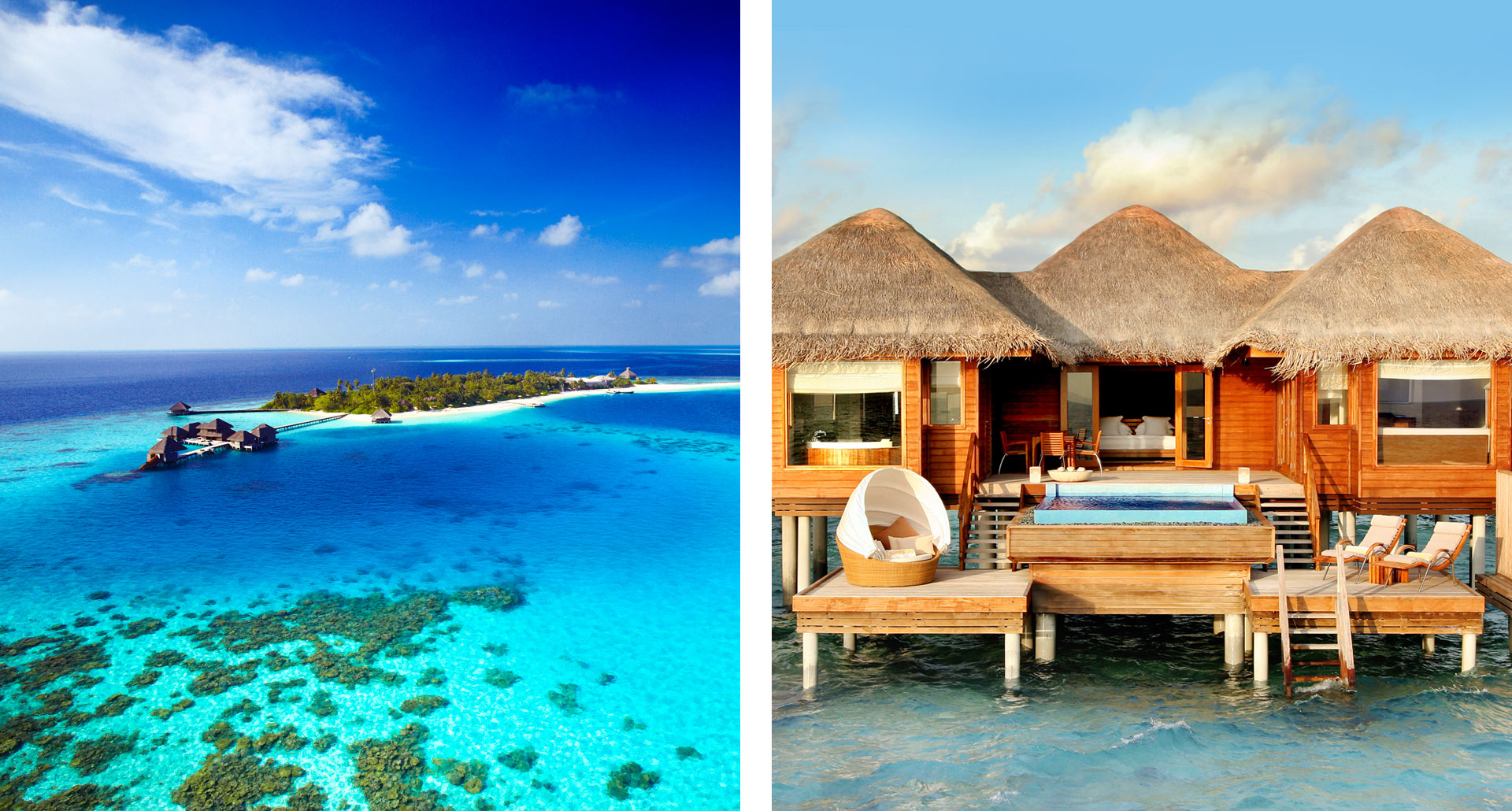 Huvafen Fushi - boutique hotel in Maldives