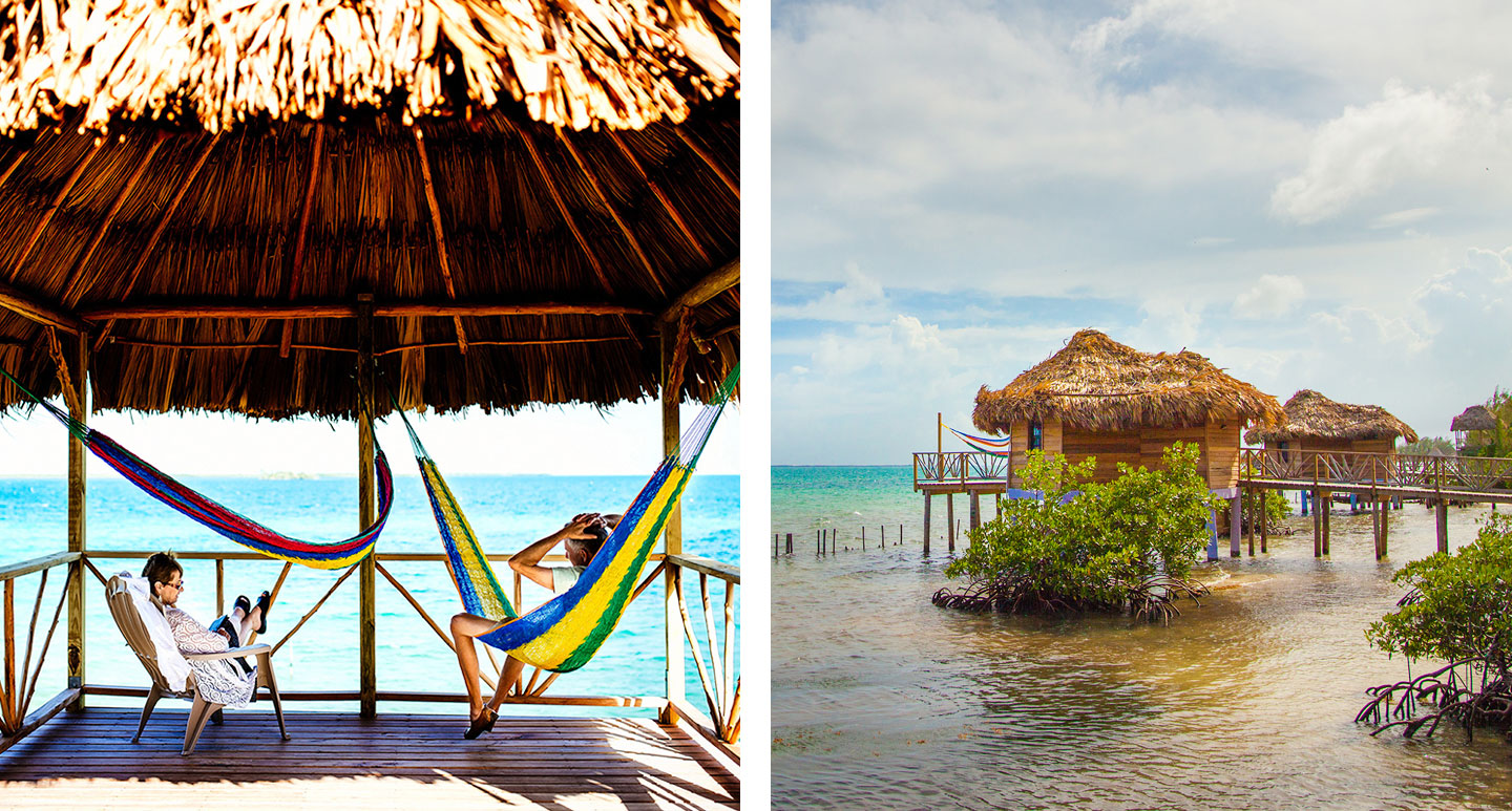 Thatch Caye Resort - boutique hotel in Belize